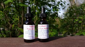 Antioxidant Face & Eye Serum