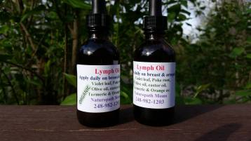 Lymph Oil
