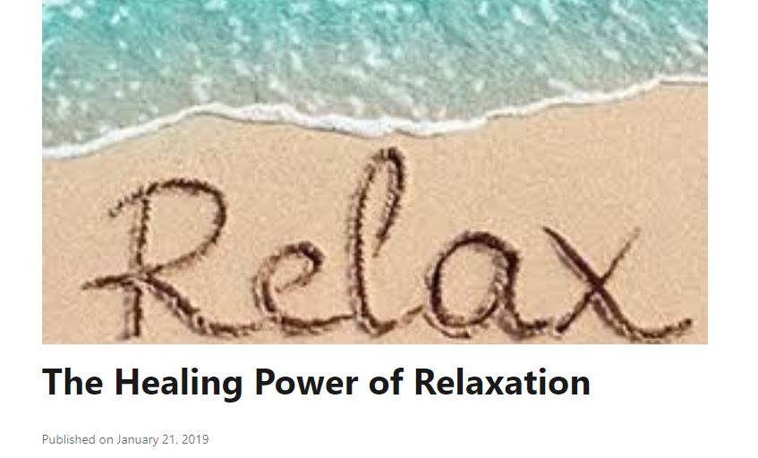 The Healing Power of Relaxation